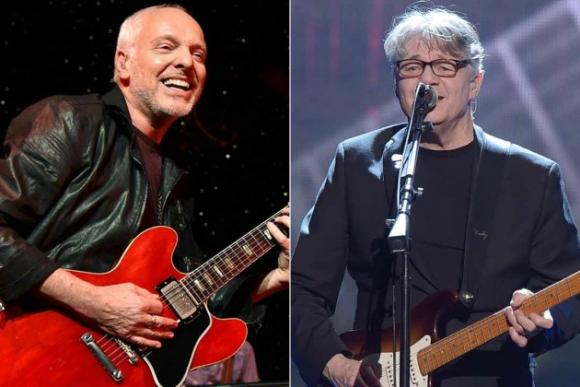 Steve Miller Band & Peter Frampton at Walmart Arkansas Music Pavilion