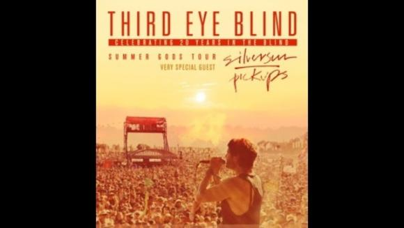 Third Eye Blind & Silversun Pickups at Walmart Arkansas Music Pavilion