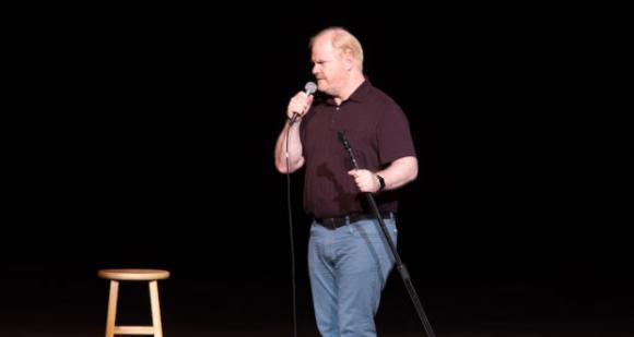 Jim Gaffigan at Walmart Arkansas Music Pavilion