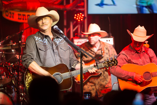 Alan Jackson at Walmart Arkansas Music Pavilion