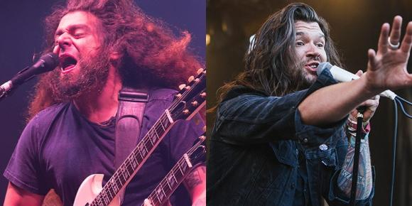 Coheed and Cambria & Taking Back Sunday at Walmart Arkansas Music Pavilion