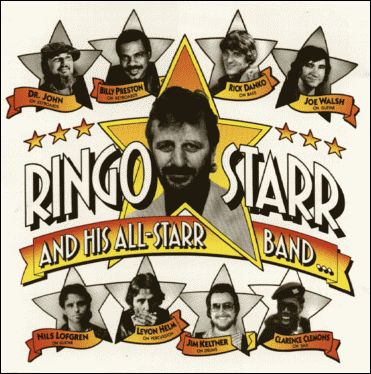 Ringo Starr And His All Starr Band at Walmart Arkansas Music Pavilion