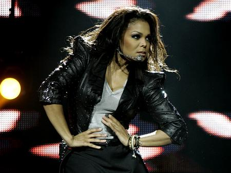 Janet Jackson at Walmart Arkansas Music Pavilion