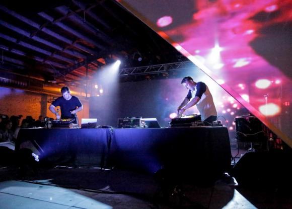 Odesza at Walmart Arkansas Music Pavilion
