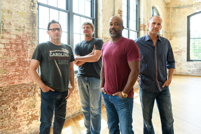 Hootie & The Blowfish & Barenaked Ladies at Walmart Arkansas Music Pavilion