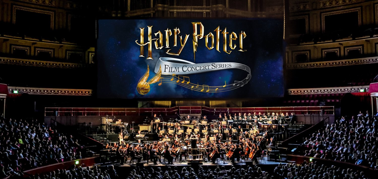 Harry Potter and The Prisoner of Azkaban - Film With Live Orchestra at Walmart Arkansas Music Pavilion