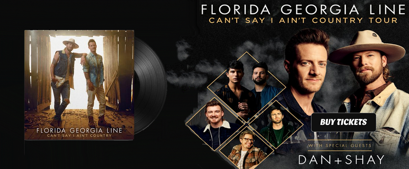 Florida Georgia Line, Dan and Shay & Morgan Wallen at Walmart Arkansas Music Pavilion