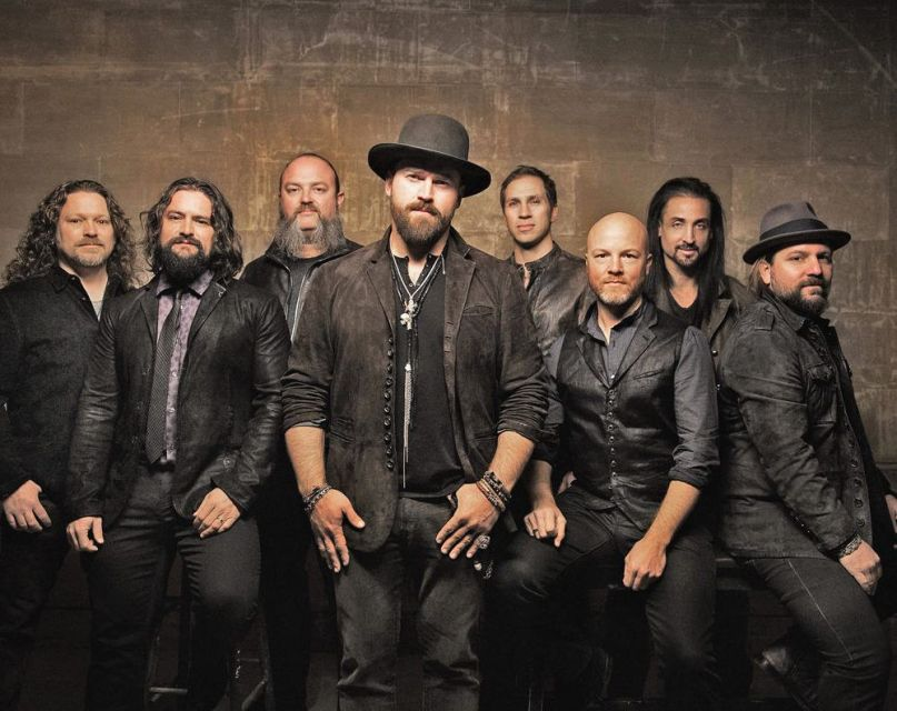 Zac Brown Band at Walmart Arkansas Music Pavilion