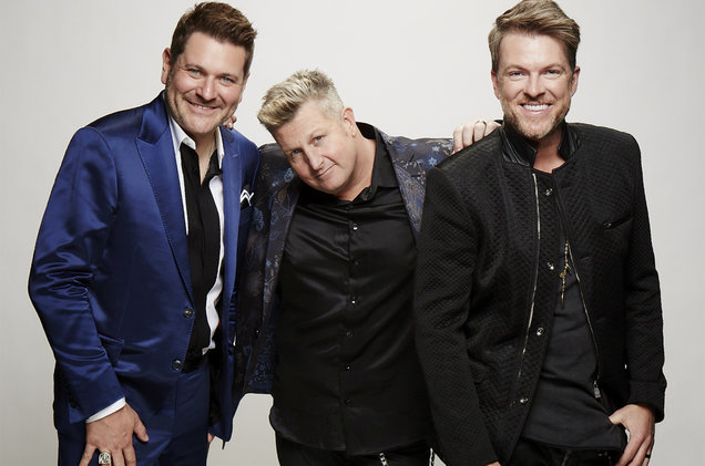 Rascal Flatts at Walmart Arkansas Music Pavilion
