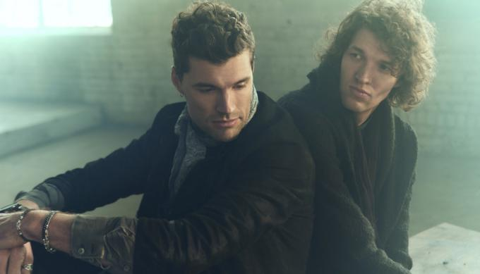 For King and Country at Walmart Arkansas Music Pavilion
