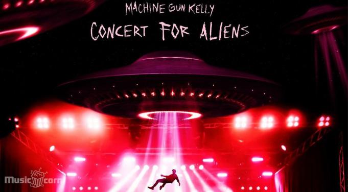 Machine Gun Kelly at Walmart Arkansas Music Pavilion