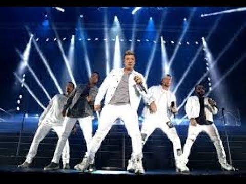 Backstreet Boys at Walmart Arkansas Music Pavilion