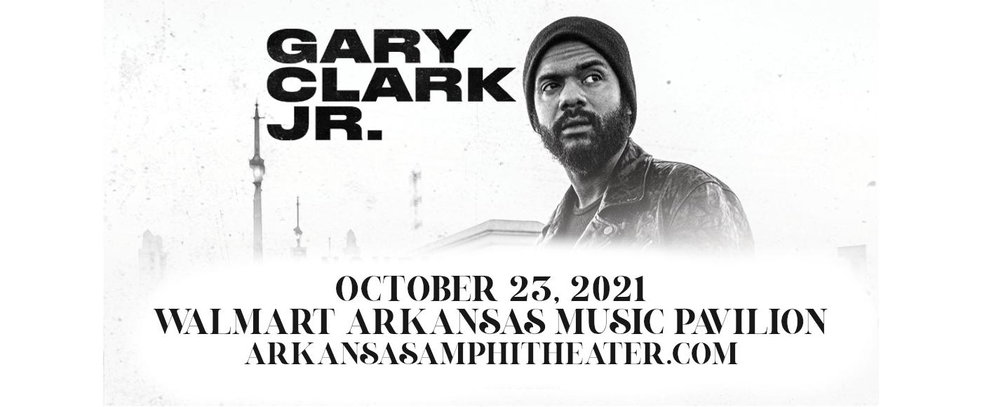 Gary Clark Jr. at Walmart Arkansas Music Pavilion