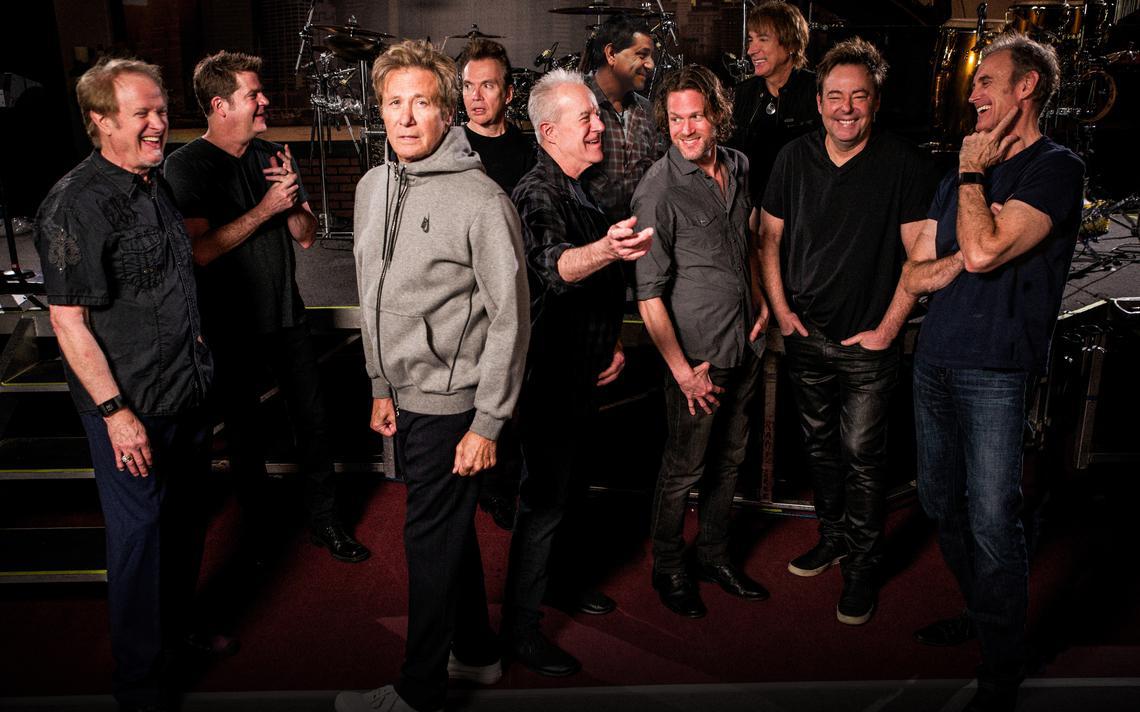 Chicago - The Band & Rick Springfield at Walmart Arkansas Music Pavilion