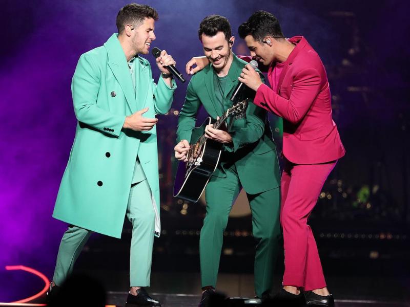 The Jonas Brothers: Remember This Tour at Walmart Arkansas Music Pavilion